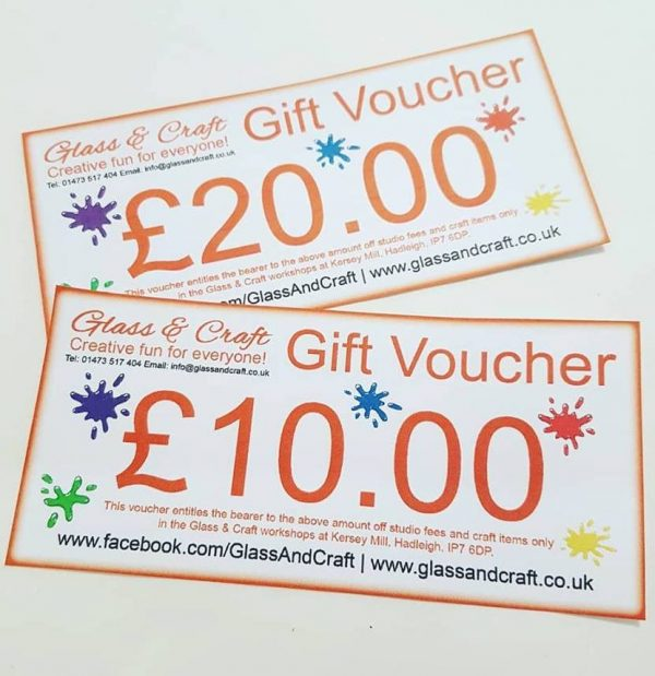 Gift Voucher Suffolk